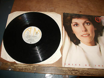 Carpenters / Voice Of The Heart 12'' Double  Vinyl Lp   Amlx 64954