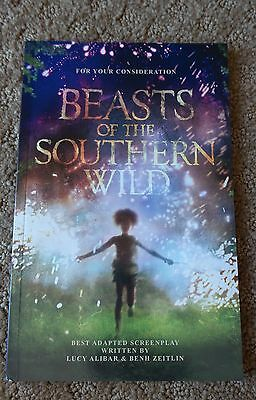 BEASTS OF THE SOUTHERN WILD FYC For Your Consideration screenplay script book