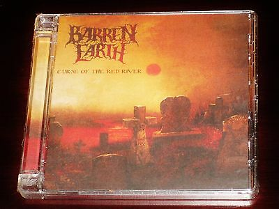Barren Earth: Curse Of The Red River CD 2010 Peaceville Germany CDVILEF279 NEW