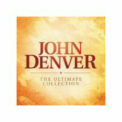 Denver, John - The Ultimate Collection NEW CD