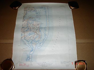 1948 Chatham Mass. Topographic Map