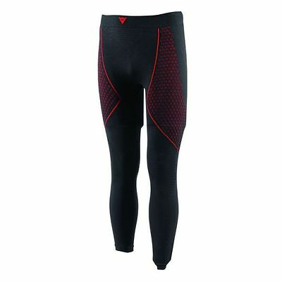 Dainese D-Core Thermo Pant schwarz/rot