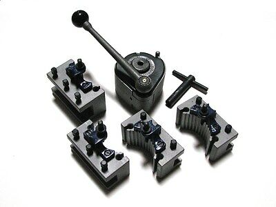 """40 Position Quick Change Tool Post Holders Posts 10-18"""""""