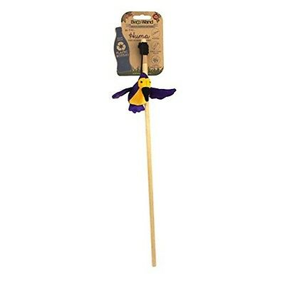 Beco Pets Cat Wand Toy Huma The Hummingbird - Premium Seller Fast Dispatch Toy