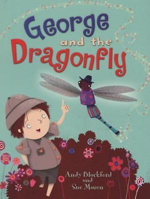 NEW George and the Dragonfly By Andy Blackford Paperback Free Shipping