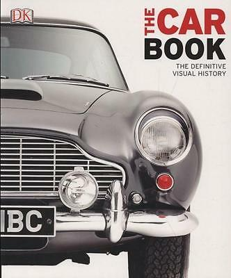 NEW The Car Book Paperback Free Shipping