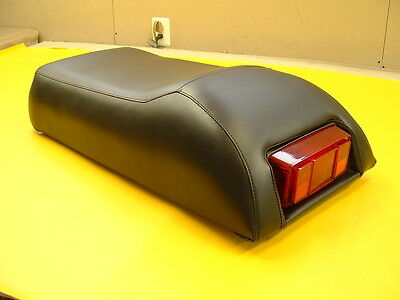Set 2 New Black Flame Shock Protector Covers Yamaha Snowmobile all models