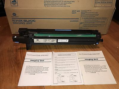 Konica Minolta Bizhub IU310K Black Imaging Unit Used