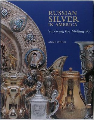 Antique Russian Silver & Enamels in the Hillwood Museum
