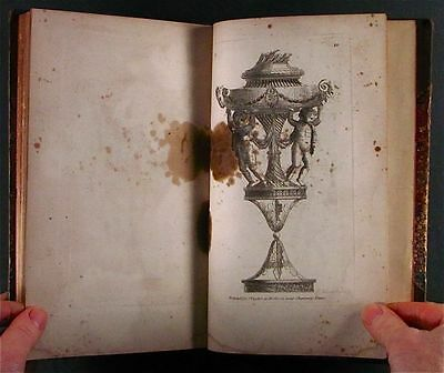 Early 19th Century Engraved Plates of Ancient Roman Vases - Taylor of London