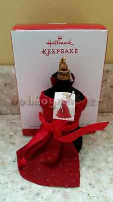 2014 Hallmark Runway Queen Christmas Ornament