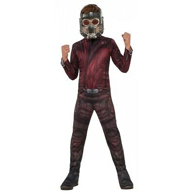 Star Lord Costume Guardians of The Galaxy Halloween Fancy Dress