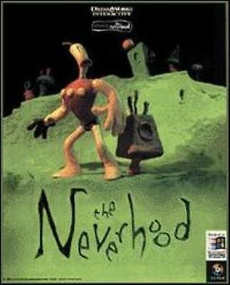 The NeverHood PC CD claymation adventure travel create clay world puzzle game!