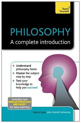 Philosophy: A Complete Introduction: Teach Yourself: Book (Teach Yourself: Phil.