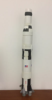 Saturn 5 Rocket Space Voyagers Ultimate Authentic Launch Countdown