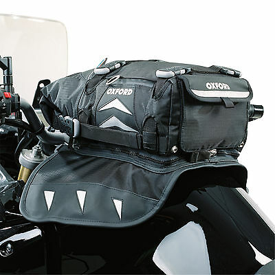 Oxford Motorcycle Motorbike Lifetime Luggage RT15 Magnetic Tankbag 15 Litre