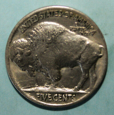 US 5 Cents - Buffalo Nickel - 1919 Extremely Fine + Coin