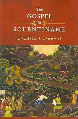The Gospel in Solentiname by Ernesto Cardenal (English) Paperback Book