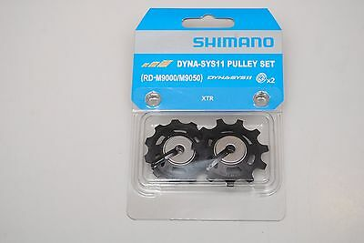 Pulegge/Rotelline SHIMANO XTR 11Speed 11T RD-M9000/M9050/PULLEY SHIMANO XTR 11s