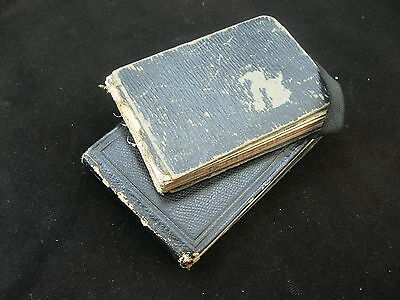 WWI 1915-17 Diaries of Hampshire Regt Private in India, Iraq & Getting Dysentery