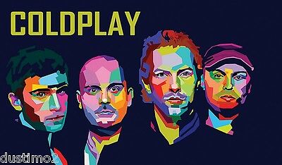 Coldplay Concert Tickets, Two Floor Seats, 08/22/17 (Rogers Centre, Toronto)