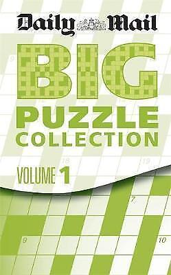 Daily Mail Big Puzzle Collection (The Daily Mail Puzzle Books) by Daily Mail