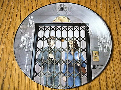 "Rogue - Borderline  7"" Picture Disc"
