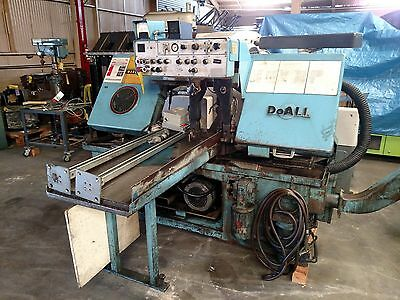 DoAll Auto Horizontal Band Saw Model C-1220A