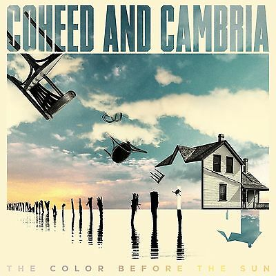 Coheed And Cambria Color Before The Sun Vinyl Record Album New Sealed Lp Free Ps