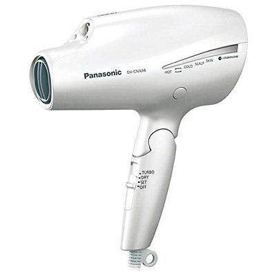 Panasonic AC100V Hair Dryer Nano Care EH-CNA98-W airmail with tracking