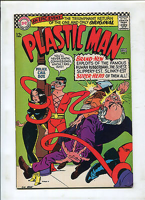 Plastic Man #1 (7.5) Key Issue!