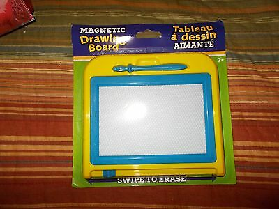 Blue magnetic drawing board-new