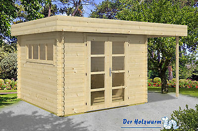 gartenhaus kinder holzhaus xxl mit schlafboden eur 849. Black Bedroom Furniture Sets. Home Design Ideas