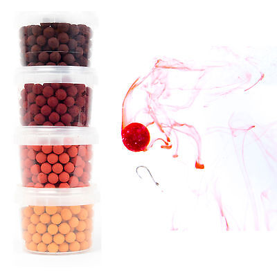 Sonubaits Semi-Buoyant Oozing Boilies Krill 8mm 50g Methodboilies Method