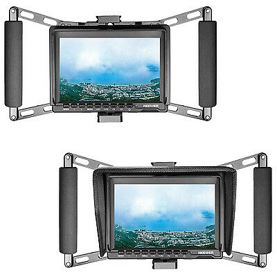 Neewer Director's Monitor Cage for Neewer NW759/74K/760 Feelworld FW759