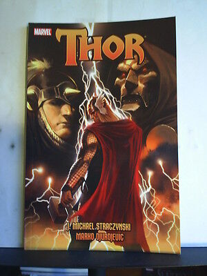 GRAPHIC NOVEL: THOR VOLUME 3 - Paperback 2010 1st print