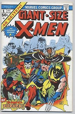 Giant-Size X-Men # 1 - German Reprint / Variant - Marvel - Gold - Top