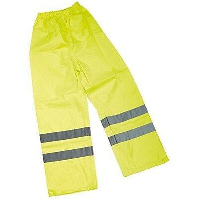 Hi-vis Over Trouser-size 2xl - Draper High Visibility XXL Trousers Size 84732