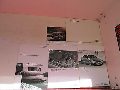2008 audi a4 owners manual