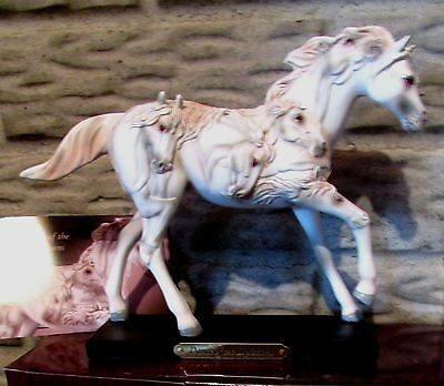 TRAIL OF PAINTED PONIES Dance of the Lipizzans Embossed Horses NEW 2017!