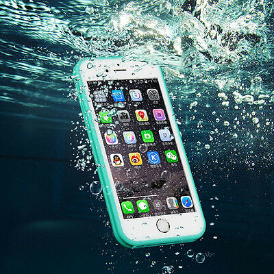 Waterproof Shockproof Underwater TPU Phone Case For iPhone XS MAX 8 7 6s 6 plus