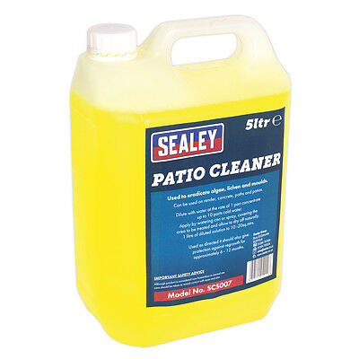 Genuine SEALEY SCS007 | Patio Cleaner 5ltr
