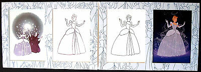 Disney's Cinderella The Process of an Animated Masterpiece: Exclusive Lithograph