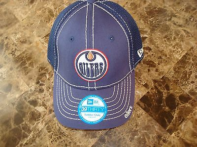 Edmonton Oilers    1-5 Yrs Old  Childs ''' Toddler '' '  Neweera  Hat Cap