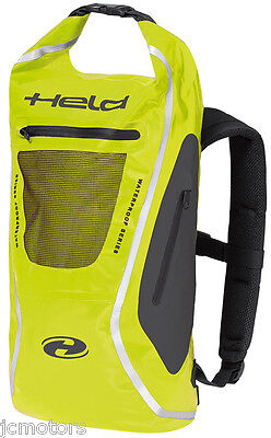 Held ZAINO Waterproof Touring Backpack Black/Yellow - 43335830L