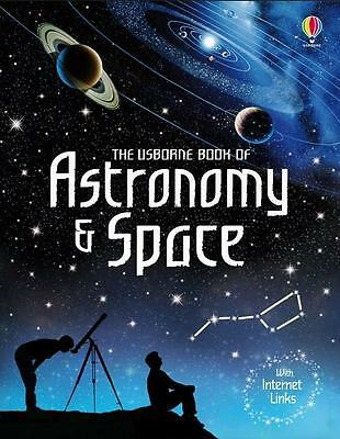 NEW Book of Astronomy and Space By Lisa Miles Paperback Free Shipping