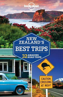 NEW Lonely Planet New Zealand's Best Trips By Lonely Planet Paperback