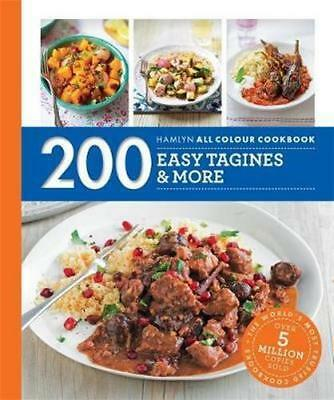 NEW 200 Easy Tagines and More By Hamlyn Paperback Free Shipping