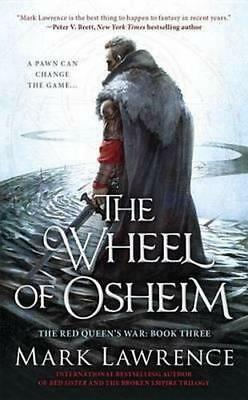 NEW The Wheel of Osheim By Dr Mark Lawrence Paperback Free Shipping