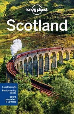 NEW Scotland By Lonely Planet Travel Guide Paperback Free Shipping